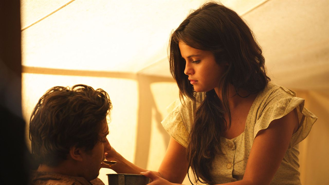 Batalha Incerta : Foto Nat Wolff, Selena Gomez