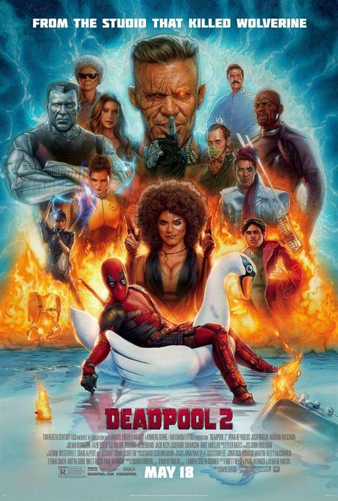 Deadpool 2 : Poster