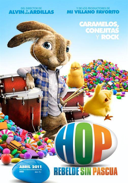 Hop - Rebelde Sem Páscoa