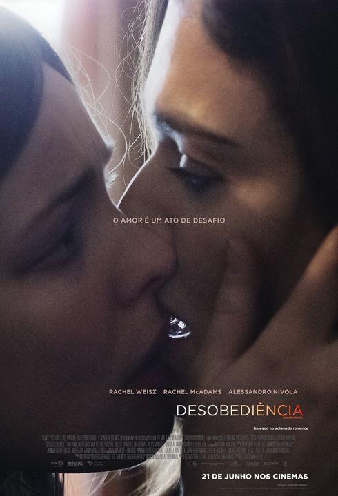 Desobediência : Poster