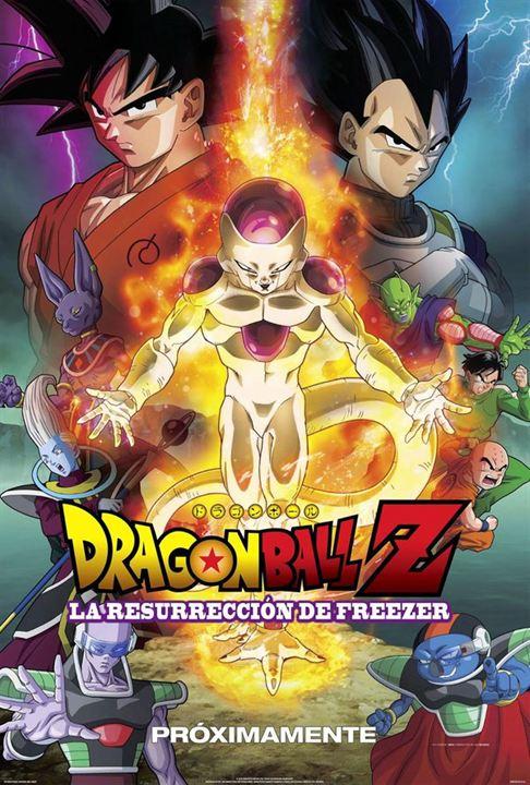 Dragon Ball Z - O Renascimento de Freeza : Poster