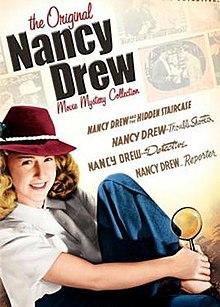 Nancy e a Escada Secreta : Poster