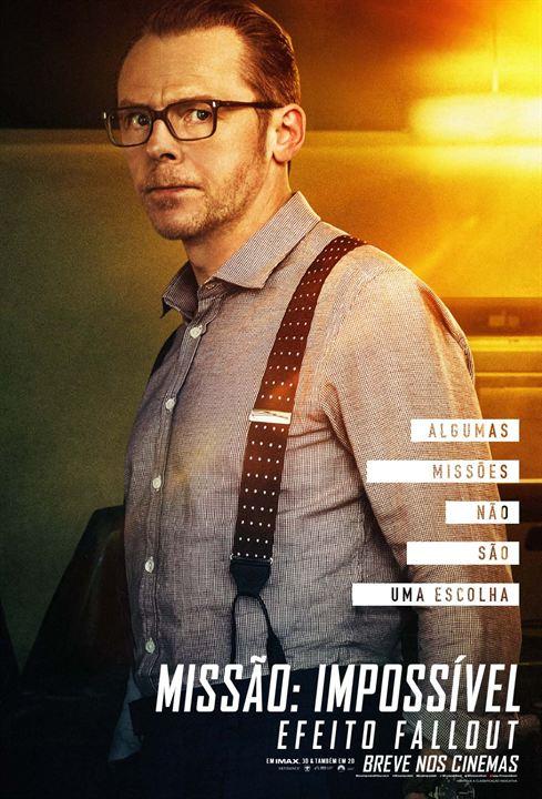 Missão Impossível - Efeito Fallout : Poster