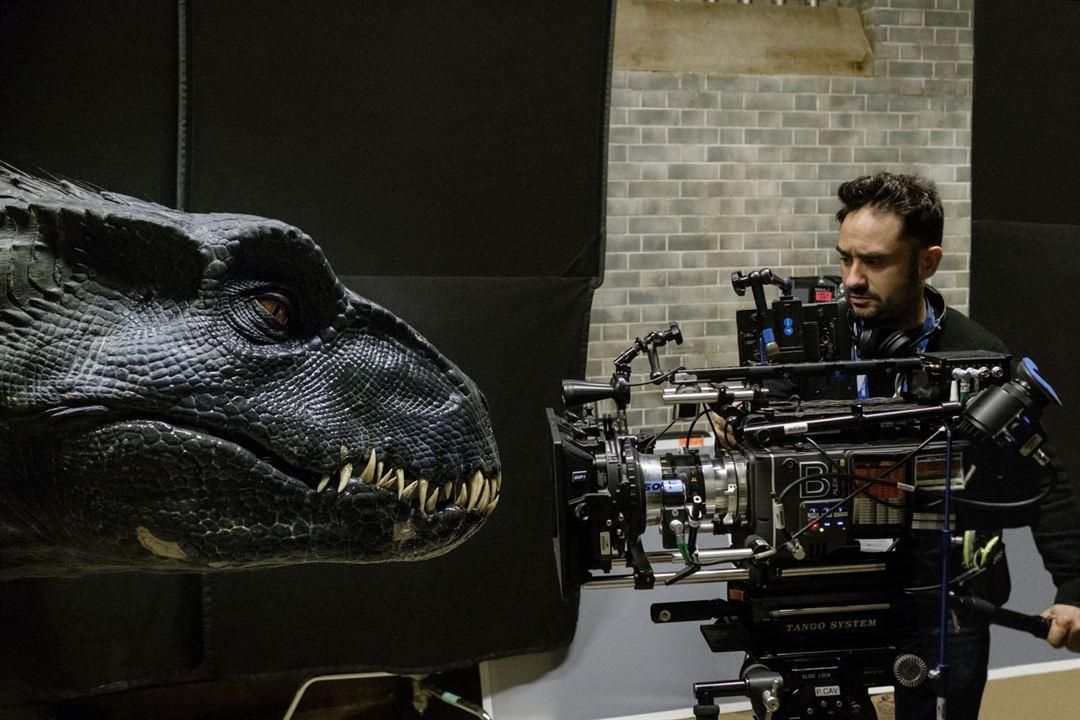 Jurassic World: Reino Ameaçado : Foto Juan Antonio Bayona