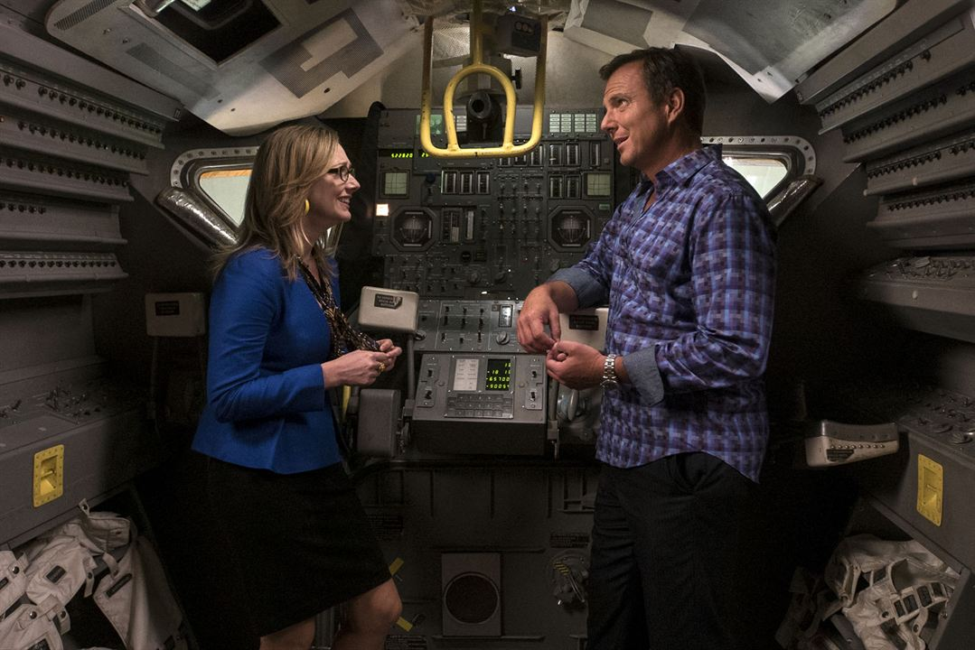 Foto Judy Greer, Will Arnett