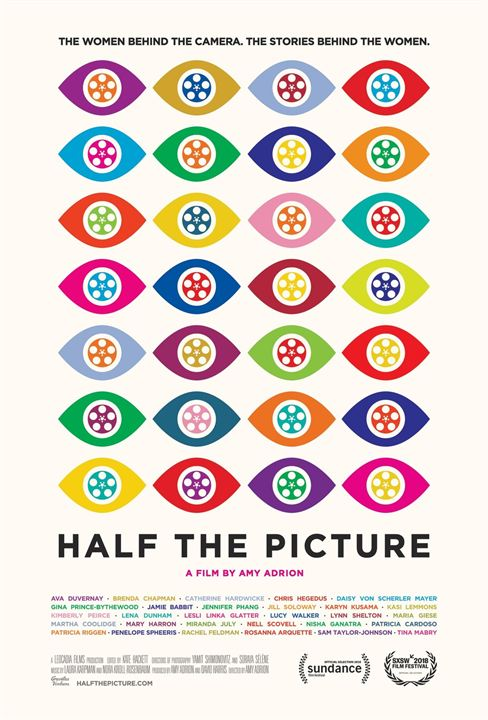 Half the Picture : Poster
