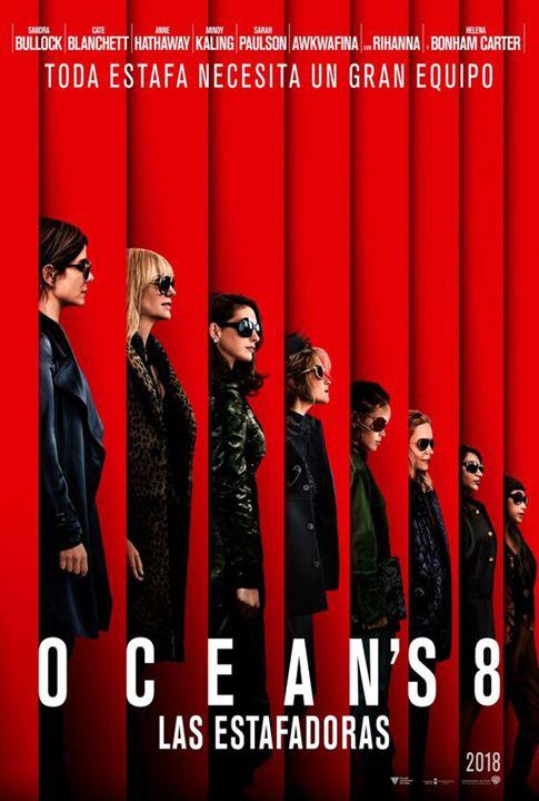 Oito Mulheres e um Segredo : Poster
