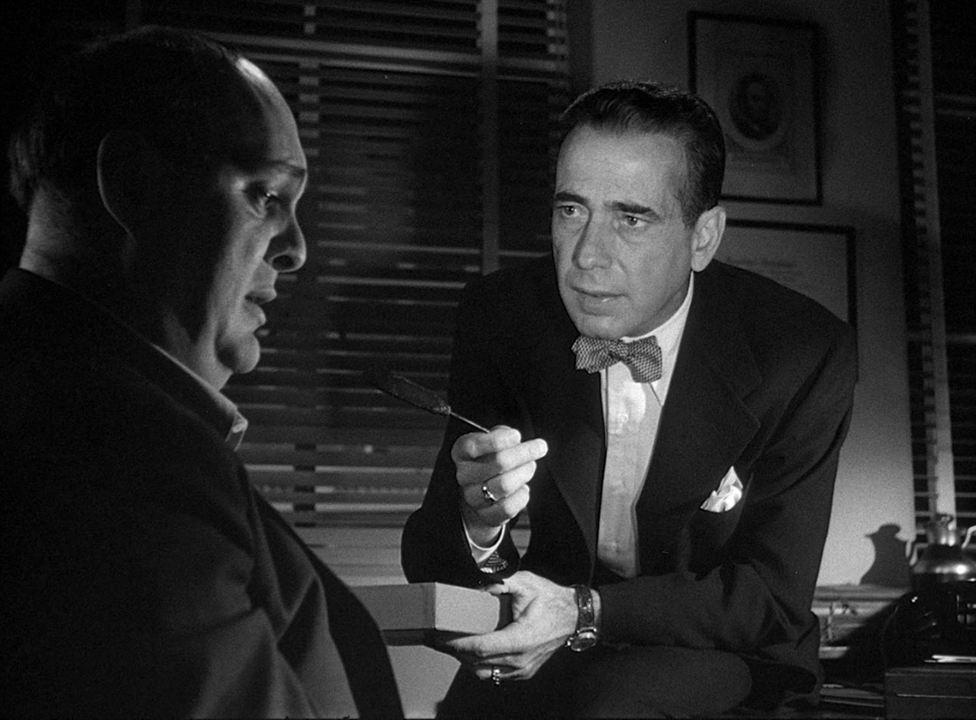 Um Preço Para Cada Crime : Foto Humphrey Bogart, Zero Mostel