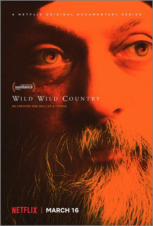 Wild Wild Country : Poster