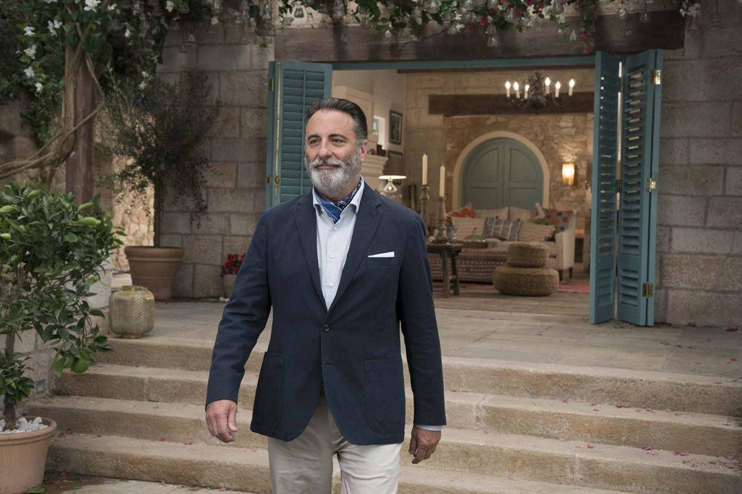 Mamma Mia! Lá Vamos Nós de Novo : Foto Andy Garcia