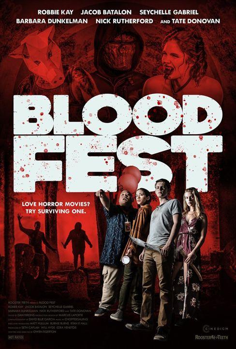 Blood Fest : Poster