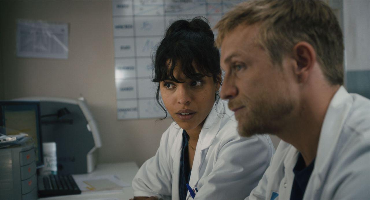 L'Ordre des médecins : Photo Jérémie Renier, Zita Hanrot