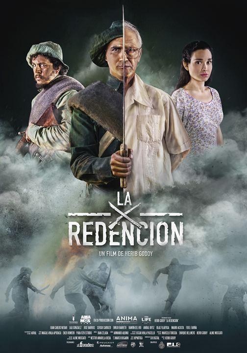 A Redenção : Poster