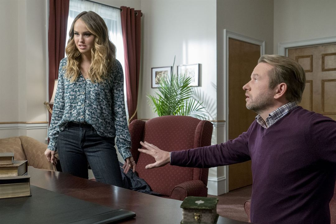 Foto Dallas Roberts, Debby Ryan