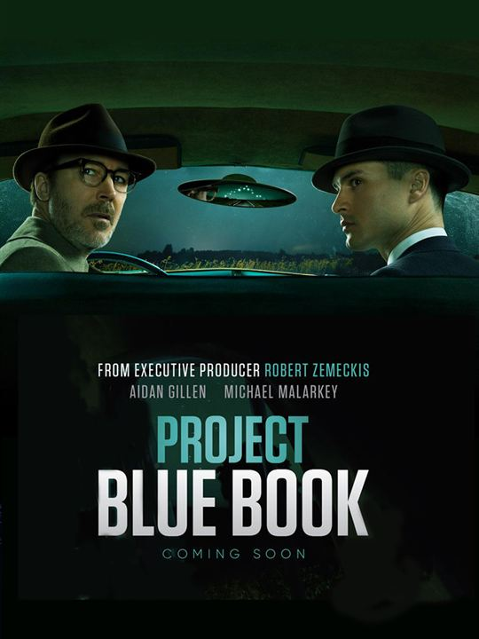 Project Blue Book : Poster