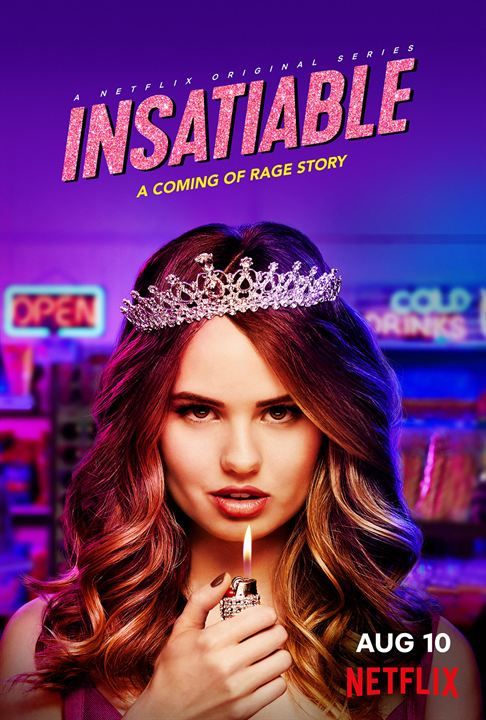 Insatiable : Poster