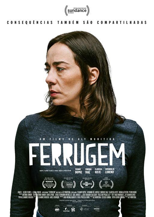 Ferrugem : Poster