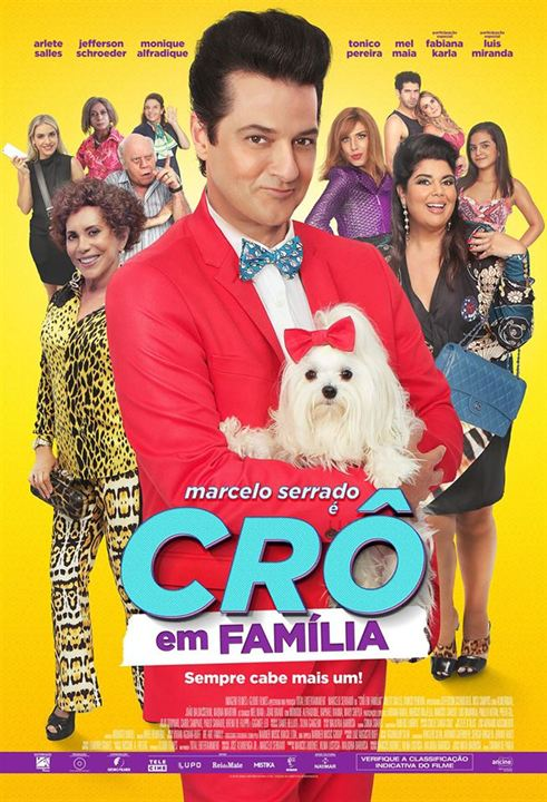 Crô em Família : Poster
