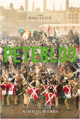 Peterloo : Poster