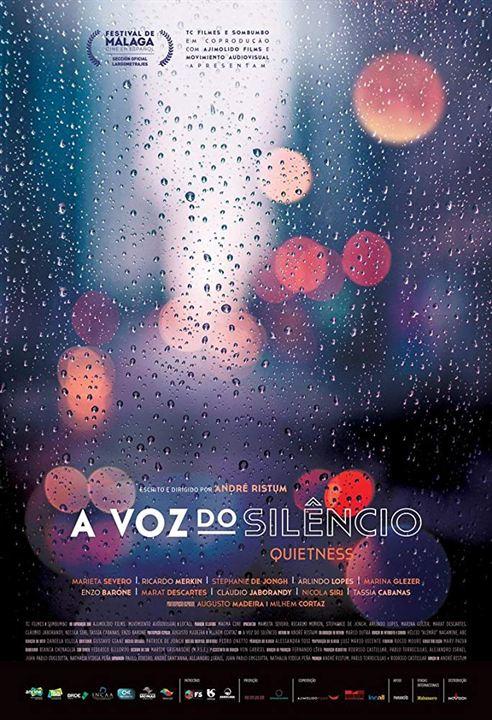 A Voz do Silêncio : Poster