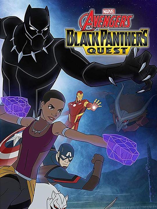 Pantera Negra : Poster