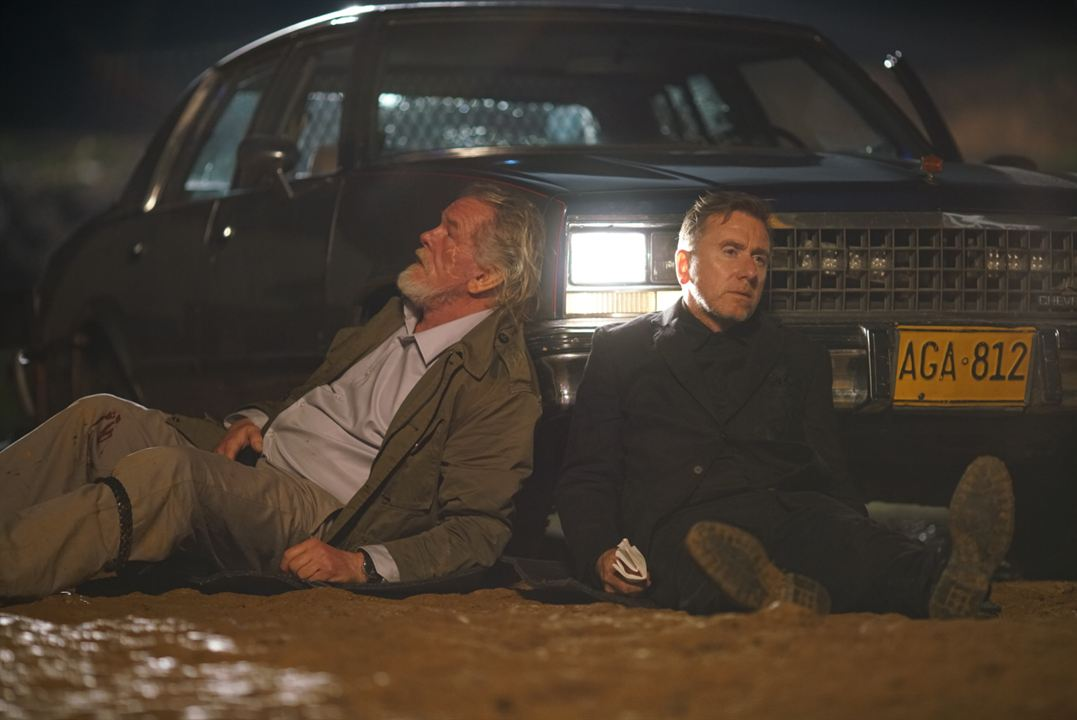 The Padre : Foto Nick Nolte, Tim Roth
