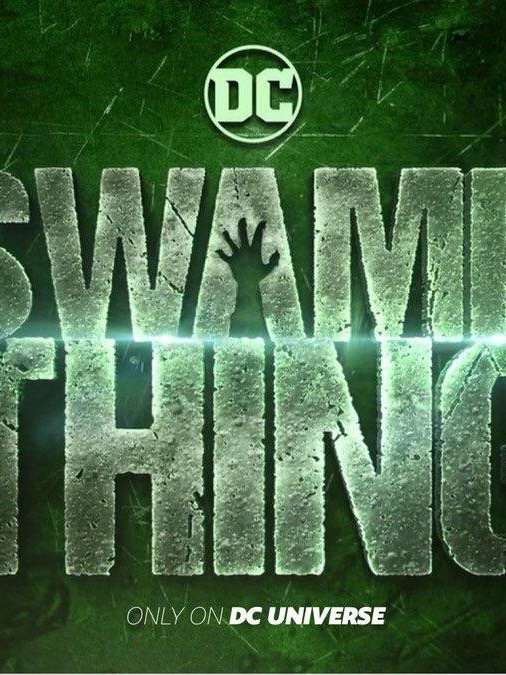 Swamp Thing : Poster