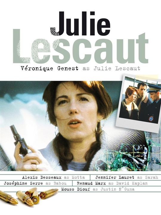 Julie Lescaut : Poster