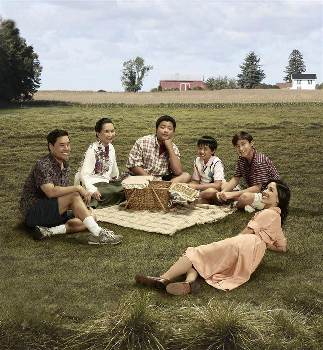 Foto Constance Wu, Forrest Wheeler, Hudson Yang, Ian Chen, Lucille Soong