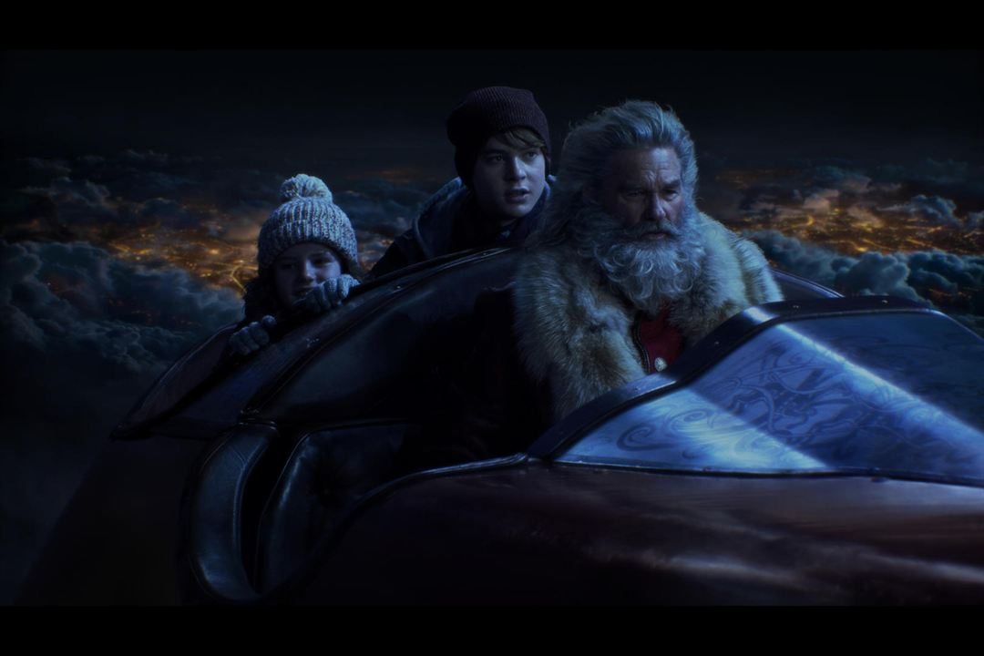 The Christmas Chronicles : Photo Darby Camp, Judah Lewis, Kurt Russell