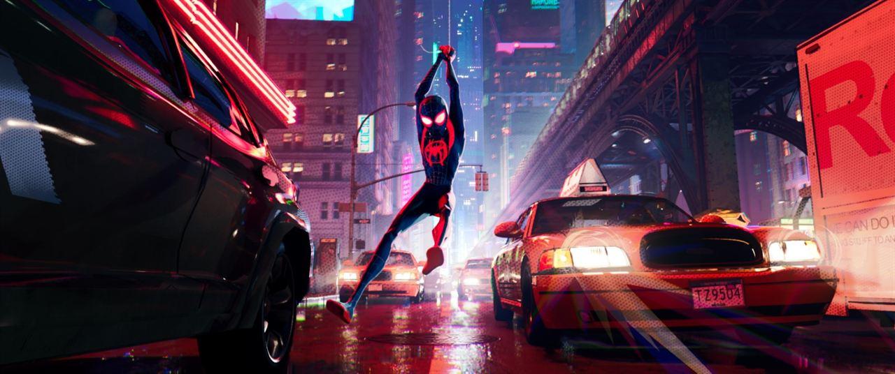 Homem-Aranha no Aranhaverso : Foto