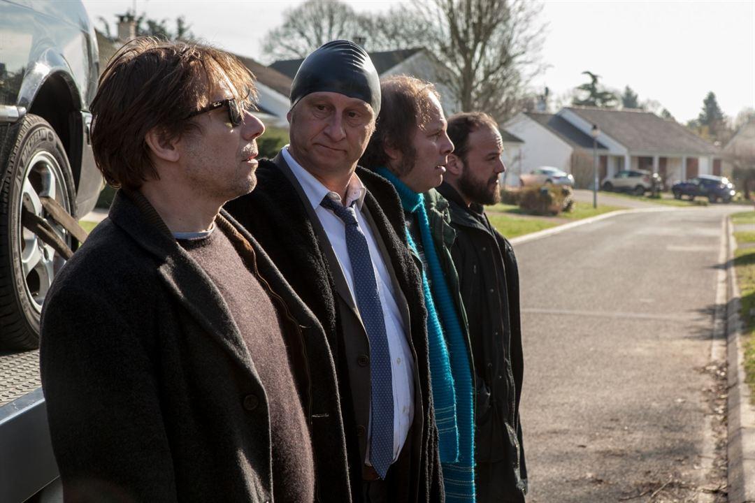 Um Banho de Vida : Foto Alban Ivanov, Benoît Poelvoorde, Mathieu Amalric, Philippe Katerine