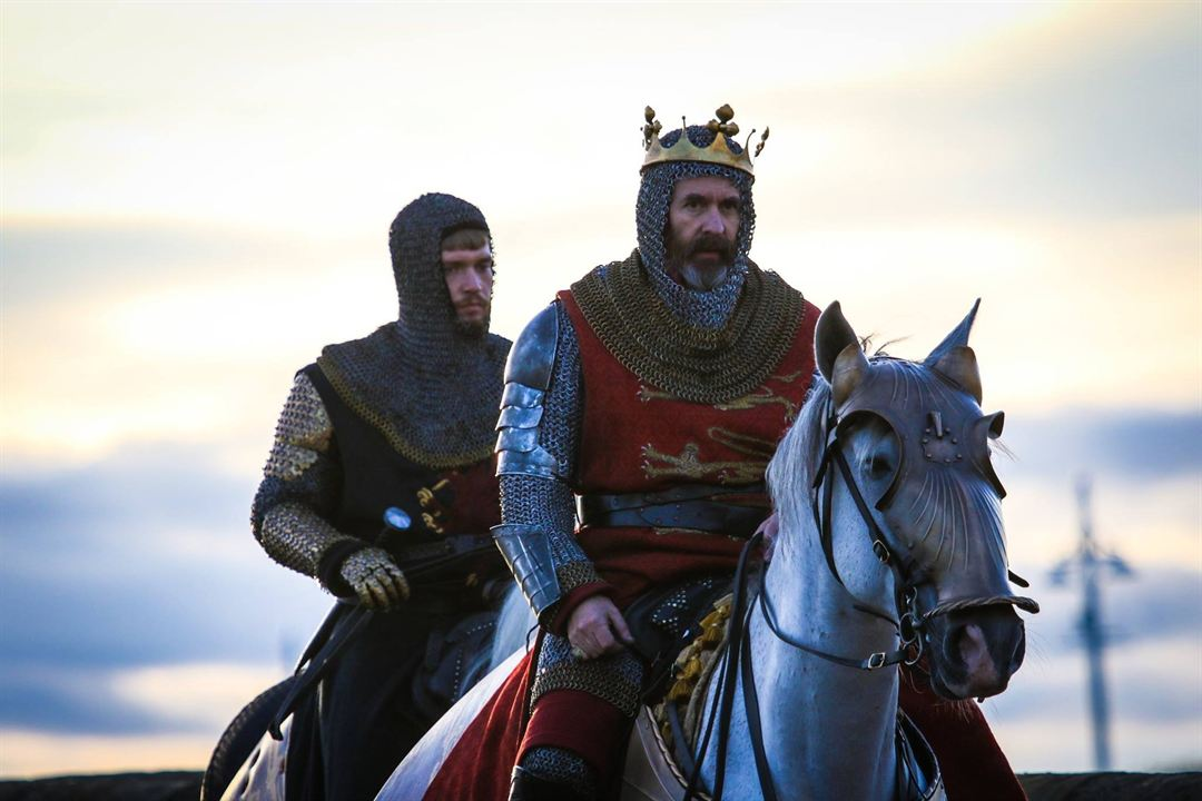 Legítimo Rei : Foto Billy Howle, Stephen Dillane