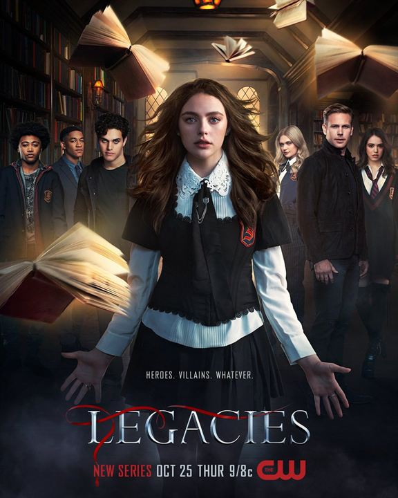Legacies : Poster