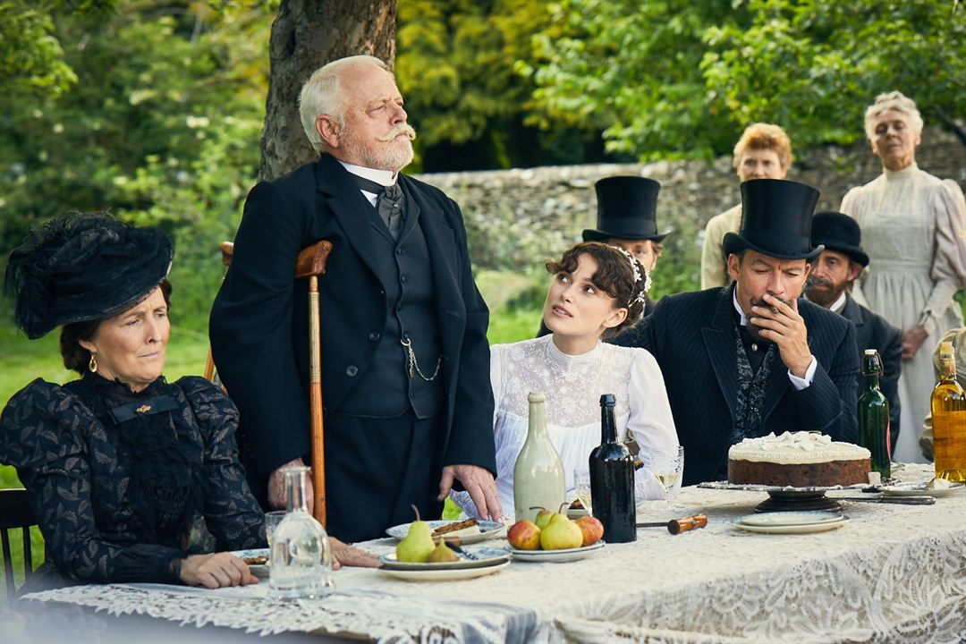 Colette : Foto Dominic West, Fiona Shaw, Keira Knightley