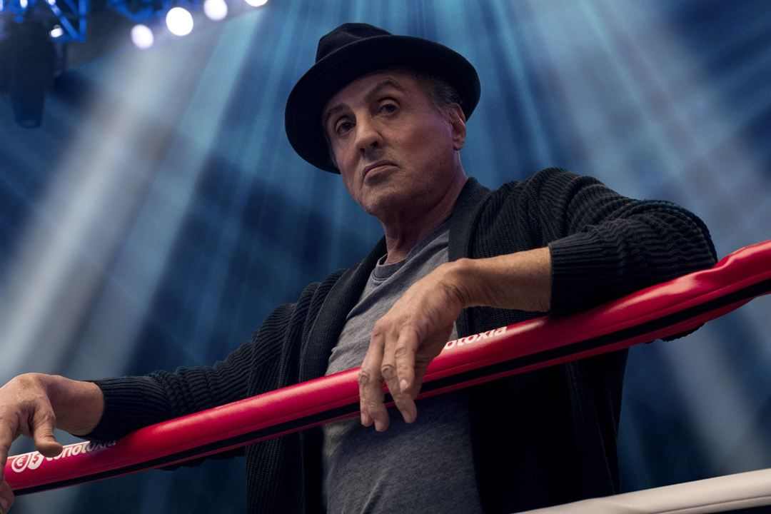 Creed II : Foto Sylvester Stallone
