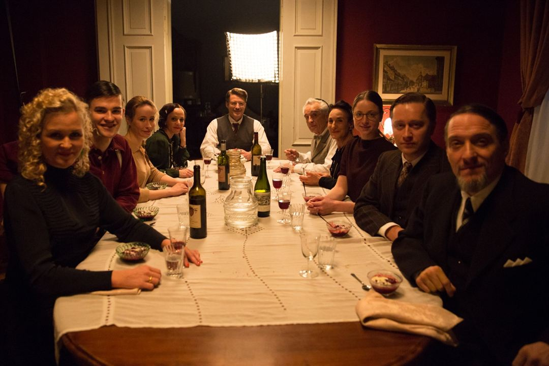 Das letzte Mahl : Photo Adrian Topol, Bela B. Felsenheimer, Bruno Eyron, Daphna Rosenthal, Judith Hoersch