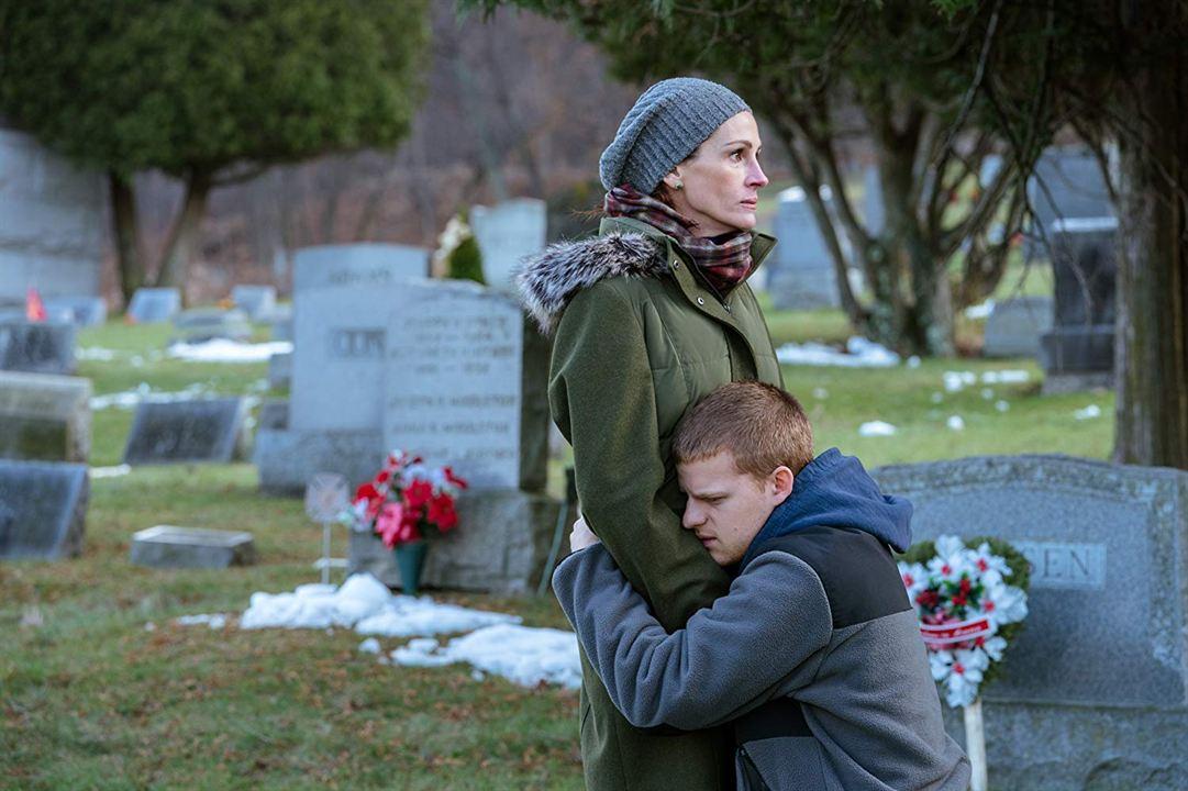 O Retorno de Ben : Foto Julia Roberts, Lucas Hedges