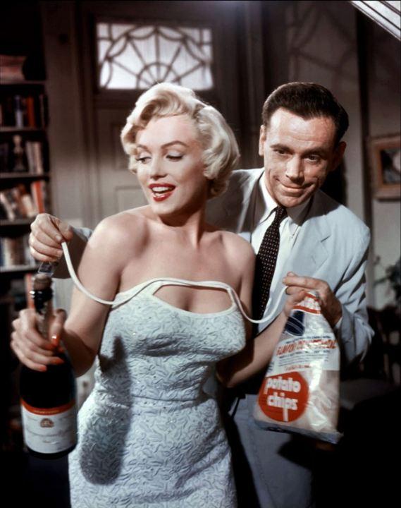 O Pecado Mora ao Lado: Marilyn Monroe, Tom Ewell