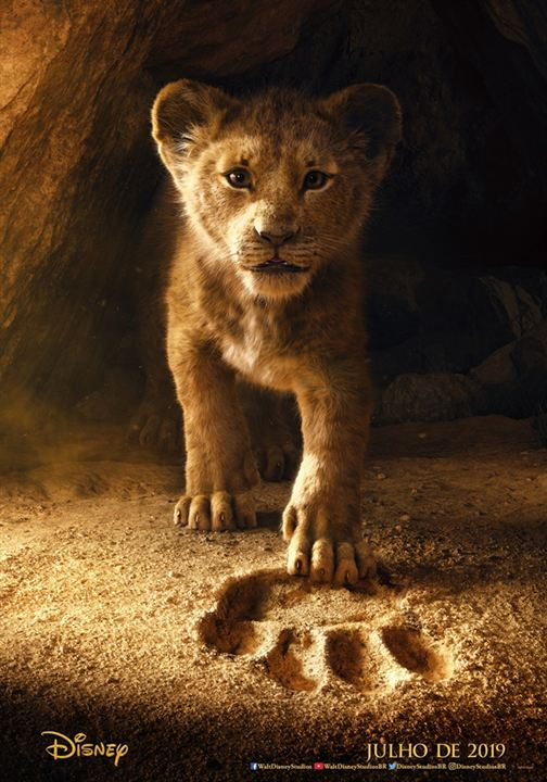 O Rei Leão : Poster