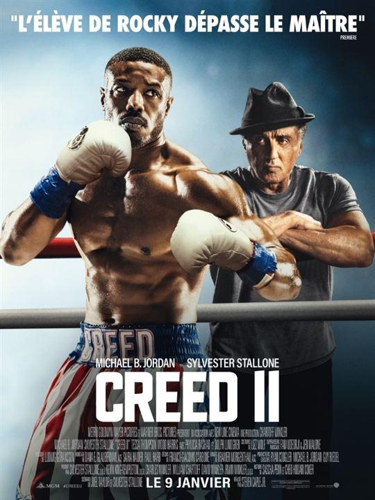Creed II : Poster