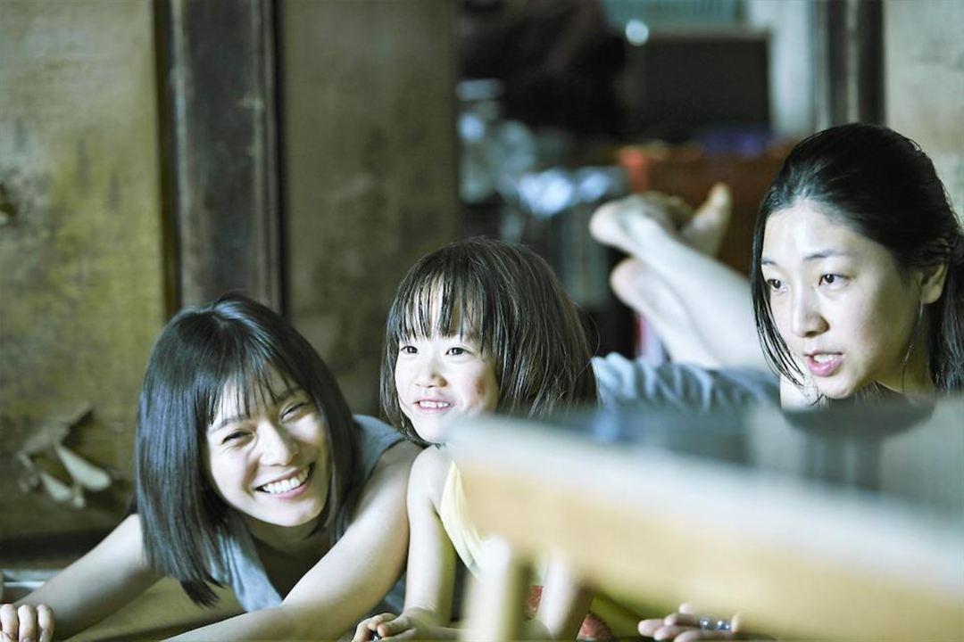 Assunto de Família : Foto Mayu Matsuoka, Sakura Andô