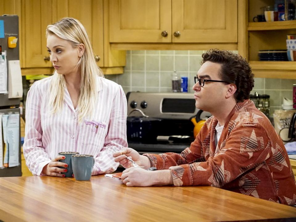 Foto Johnny Galecki, Kaley Cuoco