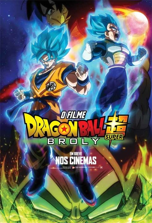 Dragon Ball Super Broly : Poster