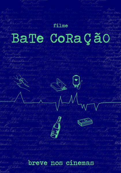 Bate Coração : Poster