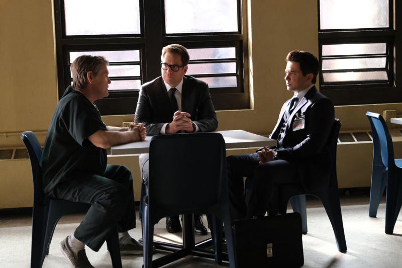 Foto Freddy Rodriguez, Michael Weatherly, William Sadler