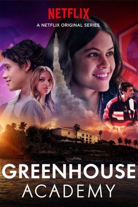 Greenhouse Academy : Poster