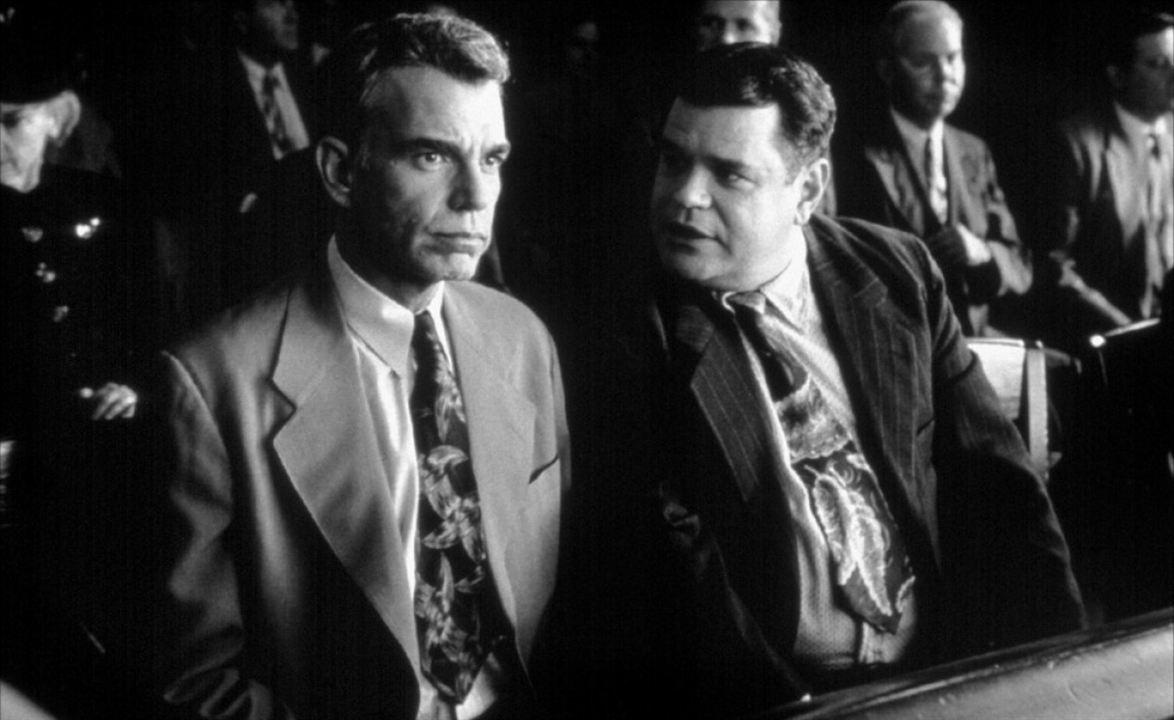 O Homem Que Não Estava Lá : Foto Billy Bob Thornton, Michael Badalucco