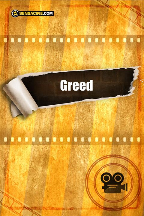 Greed : Poster