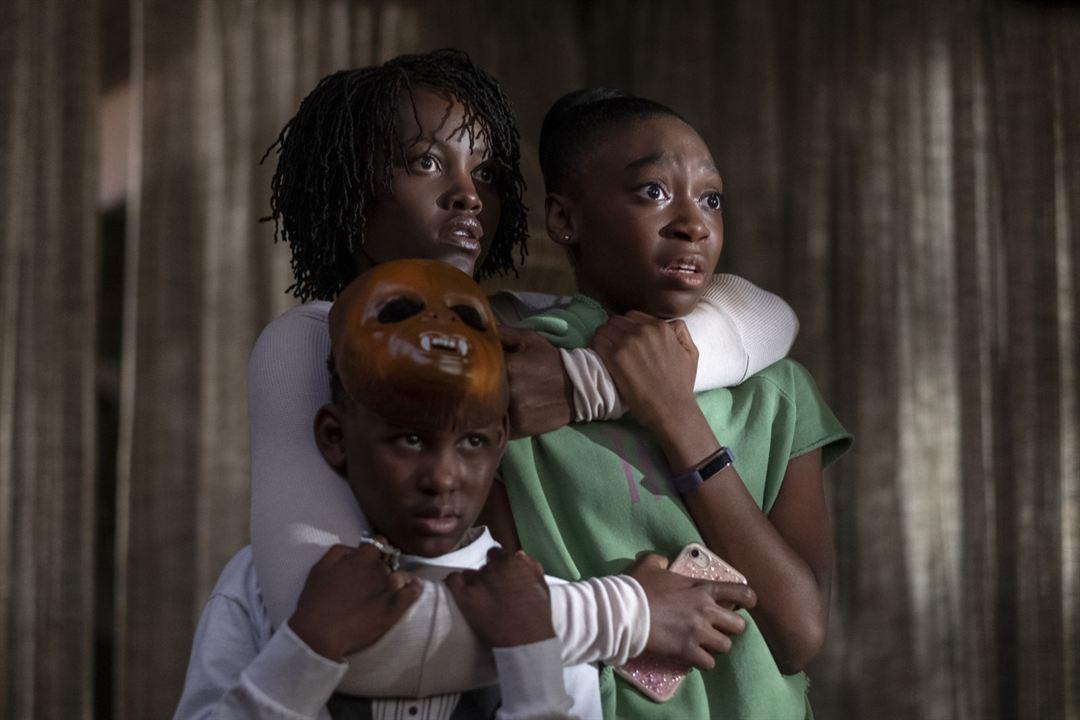Nós : Foto Evan Alex, Lupita Nyong'o, Shahadi Wright Joseph